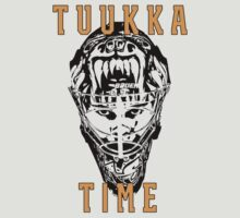 Tuukka Time 1 by trevorbrayall