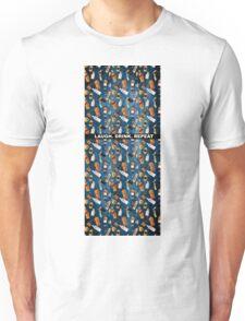 LAUGH. DRINK. REPEAT Unisex T-Shirt