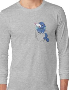 Sea lion in your pocket Long Sleeve T-Shirt