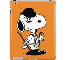 Snoopy DeLarge (A Clockwork Beagle) iPad Case/Skin