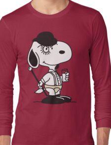 Snoopy DeLarge (A Clockwork Beagle) Long Sleeve T-Shirt