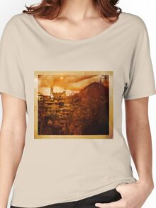 A View In Azogues Women's Relaxed Fit T-Shirt