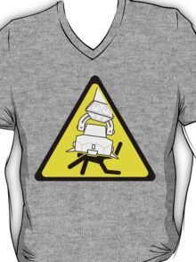 AT-AT Crushing Hazard T-Shirt