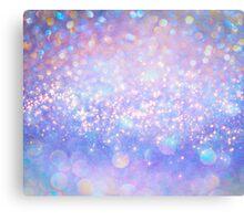 Leave a Little Sparkle (Dream Dust) Canvas Print