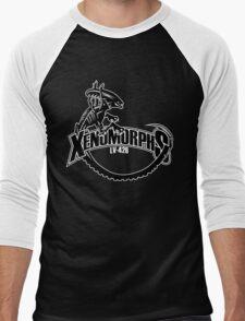 LV-426 Xenomorphs Men's Baseball ¾ T-Shirt