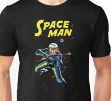Space Man vintage Unisex T-Shirt
