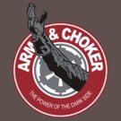 Arm & Choker by D4N13L