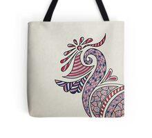 Graceful Swan Tote Bag