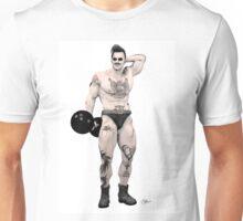 Forzudo simpatico Unisex T-Shirt