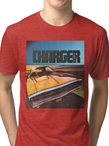 1970 Dodge Charger Tri-blend T-Shirt