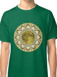 GOLD MOON MANDALA Classic T-Shirt