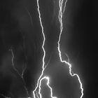 Lightning Storm  by Marsstation