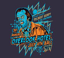 1st Annual Overlook Hotel July 4th Ball (alternate colors) T-Shirt