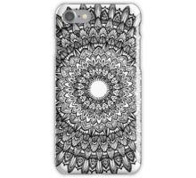 Leafy Mandala iPhone Case/Skin