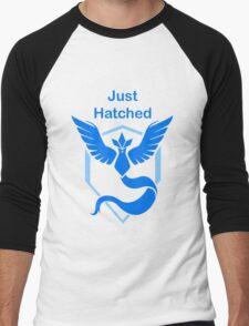Just Hatched - Mystic Men's Baseball ¾ T-Shirt