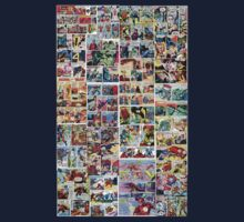 Comics vintage marvel and dc comics One Piece - Long Sleeve