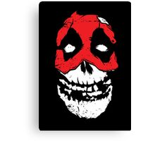 Deadskull Canvas Print