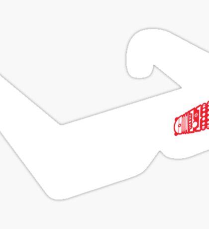 3DW Sticker