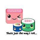 How i roll by IamJane--