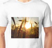Sunset Grain Unisex T-Shirt