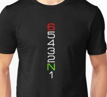 Motorcycle Gear Shift Racing T-Shirt Moto Sportbike Unisex T-Shirt