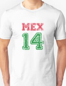 MEXICO 2014 Unisex T-Shirt
