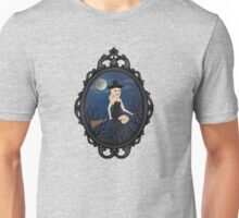 Framed Witch Unisex T-Shirt