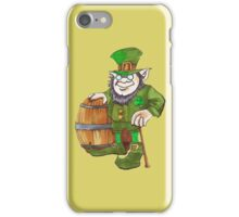 IRISH LEPRECHAUN iPhone Case/Skin
