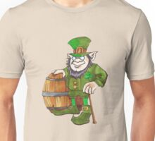 IRISH LEPRECHAUN Unisex T-Shirt