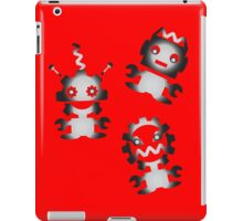 Game Gear Robots iPad Case/Skin