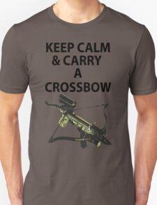 Keep Calm & Carry A Crossbow T-Shirt