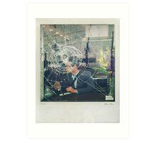 Riots Art Print