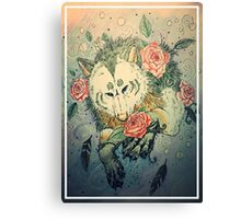 Natsume Wolf  Canvas Print