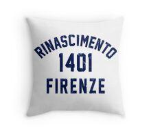 Rinascimento Throw Pillow