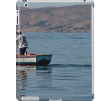 A Stand Up Guy! iPad Case/Skin