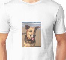 Maya, unser Schäferhundmix Unisex T-Shirt
