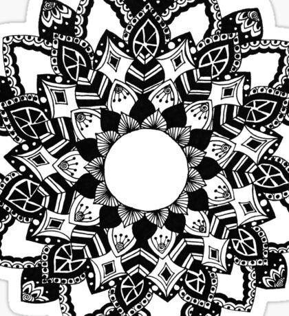 Aloha Mandala Sticker