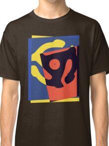 Pop Art 45 Symbol 1 Classic T-Shirt