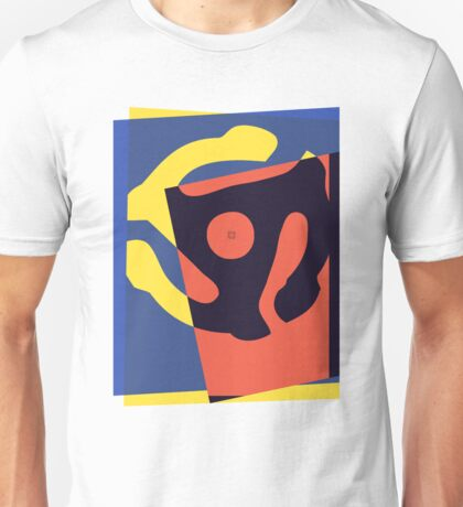 Pop Art 45 Symbol 1 Unisex T-Shirt