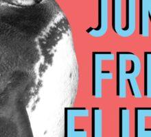 June Free Flier Offer  Sticker