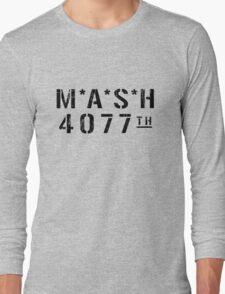 The 4077 Long Sleeve T-Shirt