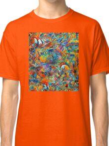 Tropical Beach Art - Under The Sea - Sharon Cummings Classic T-Shirt