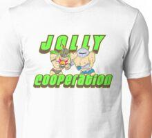 Dark Swoles: Jolly Cooperation Unisex T-Shirt