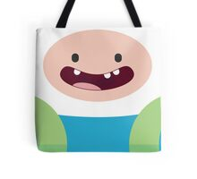 Finn the Human Tote Bag