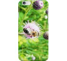 Bee On The Flower iPhone Case/Skin