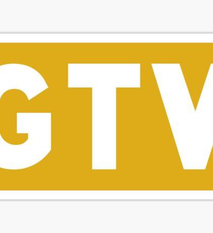 GTV Sticker