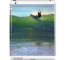 The Never Ending Wave iPad Case/Skin