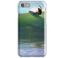 The Never Ending Wave iPhone Case/Skin
