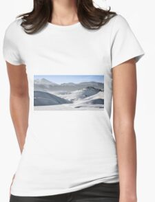 General view of Costelluccio of Norcia Womens Fitted T-Shirt