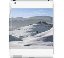 General view of Costelluccio of Norcia iPad Case/Skin